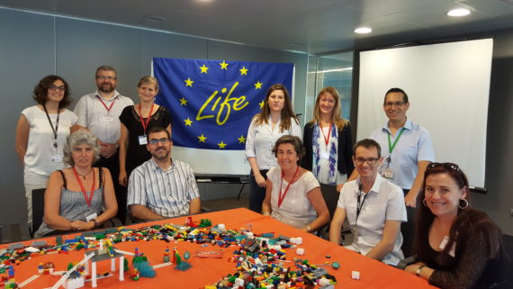 Project kick-off meeting