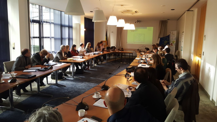 LIFE-FLAREX Stakeholder's Workshop attracts companies and organizations from 8 European countries to discuss on alternative Flame Retardants