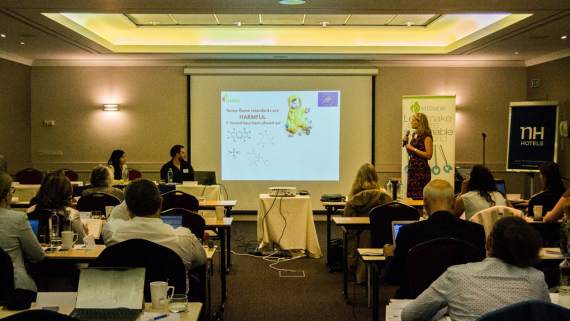 LIFE-FLAREX presented at MIDWOR-LIFE final event