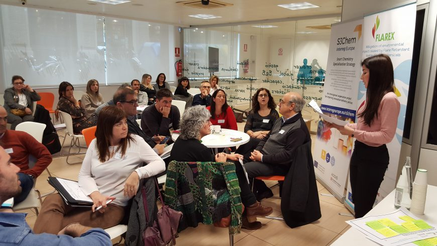 Upcoming LIFE-FLAREX workshop in Catalonia