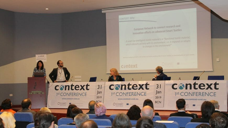 LIFE-FLAREX team participates in the 1st CONTEXT Conference