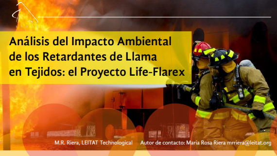 A new publication from LIFE-FLAREX!